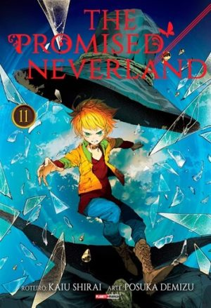 The Promised Neverland Volume 11