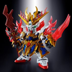 Zhang fei God Gundam SD