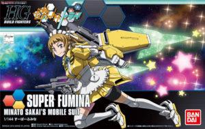 Super Fumina Minato Sakai's Mobile Suit HG