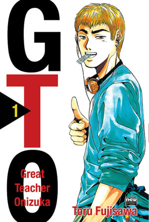GTO – Great Teacher Onizuka 1