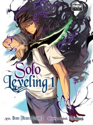 Solo Leveling Manhwa 1