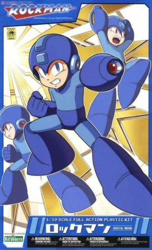 Rockman Kotobukiya (Model Kit) 1/10