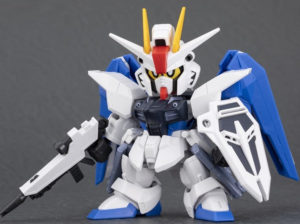 Freedom Gundam SD