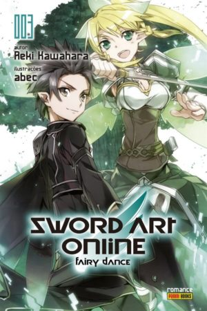 Sword Art Online 3 Fairy Dance