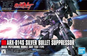 ARX-014S Silver Bullet Suppressor