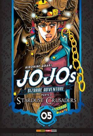Jojo's Bizarre Adventure – Parte 3 – Stardust Crusaders 5