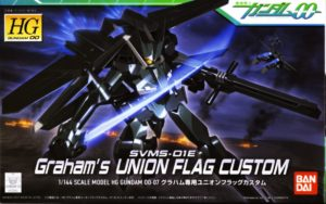 Graham's Union Flag Custom HG