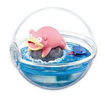 Pokemon Terrarium – Slowpoke