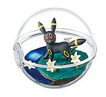 Pokemon Terrarium – Umbreon