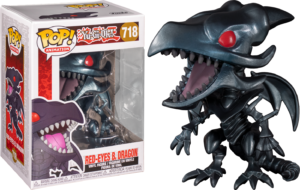 Funko Yu-Gi-Oh! – Red Eyes Black Dragon 718