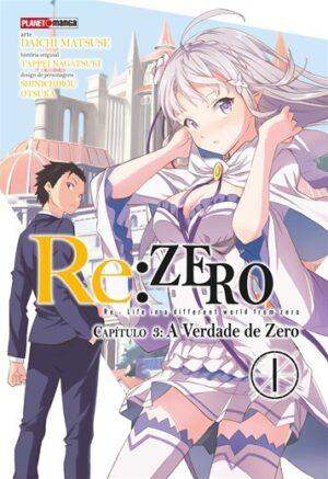 Re:Zero – Capítulo 3: A verdade de Zero 1