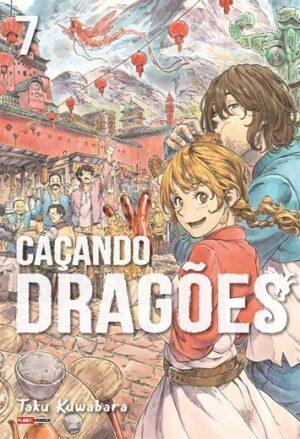 Caçando Dragões 7