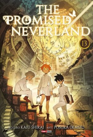 The Promised Neverland Volume 13