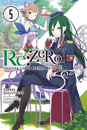 Re:Zero 5 (Light Novel)