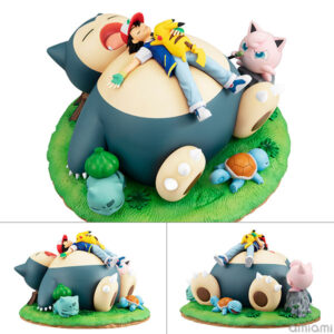 G.E.M. Series – Pokemon Nap with Snorlax (Pré-Venda Feb 2021)
