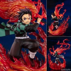 Pré-venda – Tanjiro Kamado (Demon Slayer) Figuarts ZERO