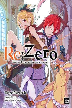 Re:Zero 8 (Light Novel)