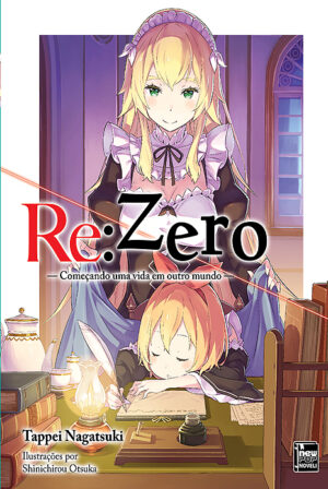 Re:Zero 11 (Light Novel)