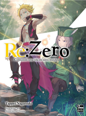Re:Zero Novel 13 (Pré-Venda)