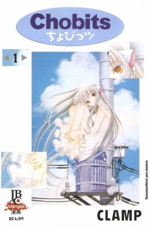 Chobits Completo – JBC (8 Volumes)