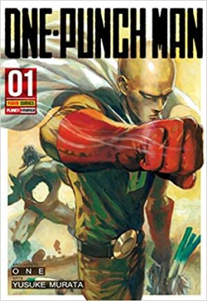One-Punch Man 1 Relançamento
