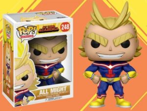 Funko – All Might 248