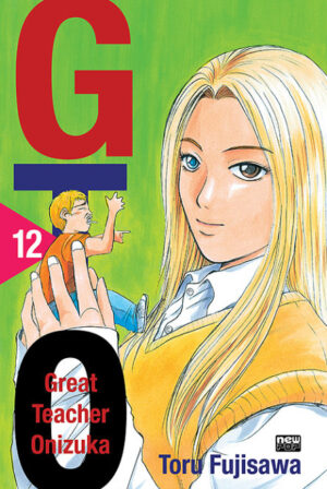 GTO – Great Teacher Onizuka 12