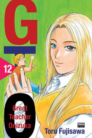 GTO – Great Teacher Onizuka 12