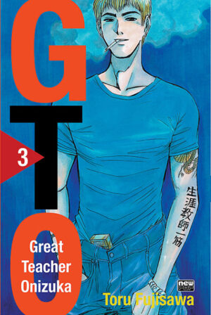 GTO – Great Teacher Onizuka 3