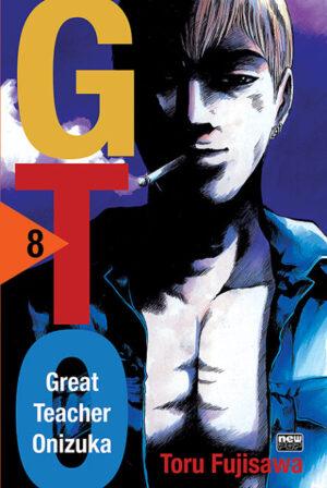 GTO – Great Teacher Onizuka 8