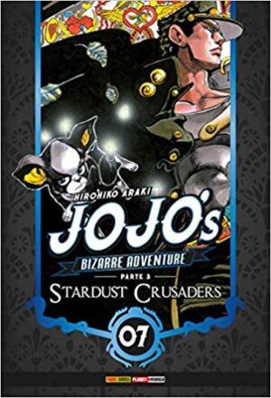Jojo's Bizarre Adventure – Parte 3 – Stardust Crusaders 7