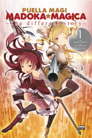 Madoka Magica: Different Story 2