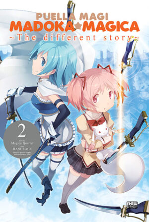 Madoka Magica: Different Story 1
