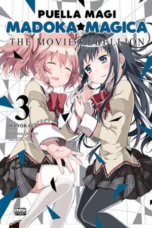 Madoka Magica: The Movie Rebellion 3