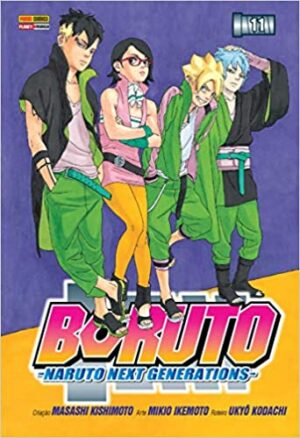 Boruto-Naruto Next Generations 11