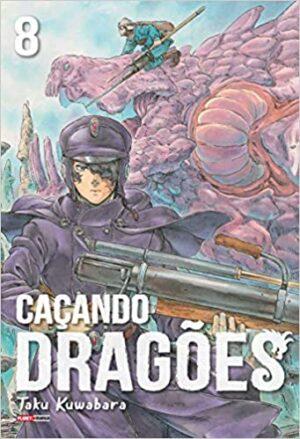 Caçando Dragões 8