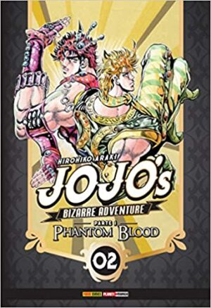 Jojo'S Bizarre Adventure. Phantom Blood – Parte 1 vol 2
