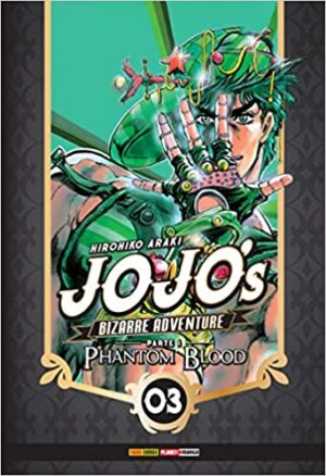 Jojo'S Bizarre Adventure. Phantom Blood – Parte 1 vol 3