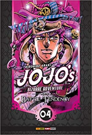 Jojo'S Bizarre Adventure. Battle Tendency – Parte 2 vol 4