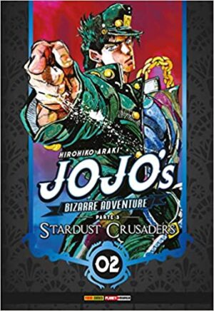 Jojo'S Bizarre Adventure Stardust Crusaders  – Parte 3 vol 2