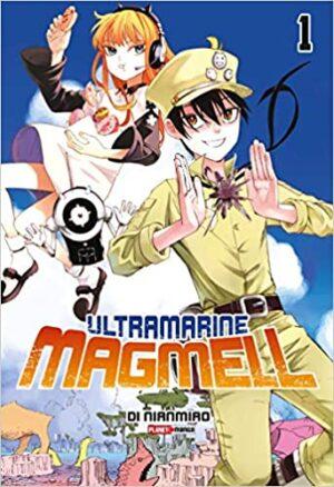 Ultramarine Magmell 1