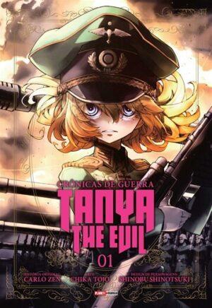 Tanya The Evil 1