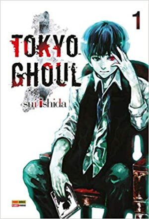 Tokyo Ghoul 1 (Reimpressão)