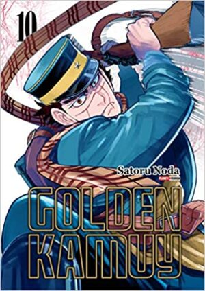 Golden Kamuy 10