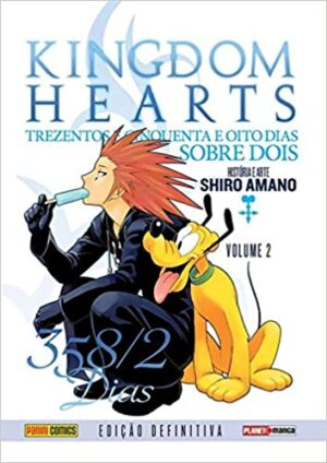 Kingdom Heart 358/2 Vol 2