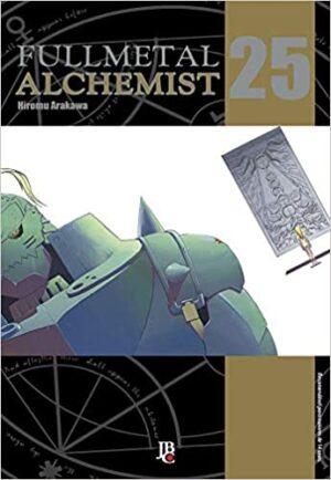 Fullmetal Alchemist – Especial – Vol. 25 (Reimpressão)