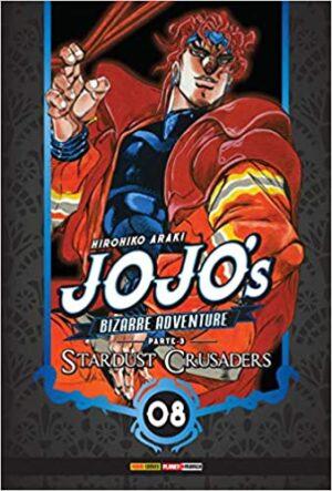 Jojo's Bizarre Adventure – Parte 3 – Stardust Crusaders 8