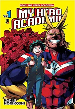 MY HERO ACADEMIA 1 Reimpressão