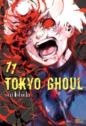 Tokyo Ghoul 11 (Reimpressão)