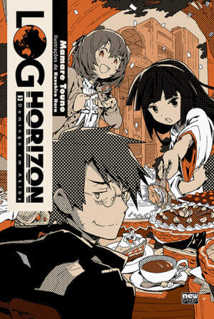 Log Horizon – Light novel 5